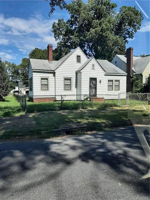 2017 Fairfax Avenue, Richmond, VA 23224 (MLS #2102067) :: Treehouse Realty VA