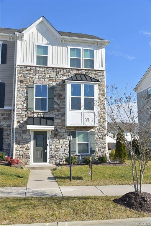 7853 Chasing Lane, Chesterfield, VA 23237 (MLS #2102078) :: Small & Associates