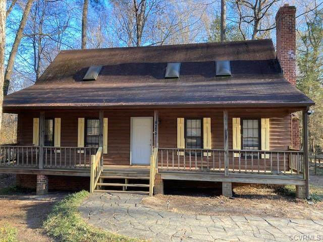 8115 Foxcatcher Court, Chesterfield, VA 23235 (MLS #2102098) :: Treehouse Realty VA