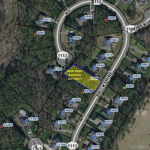 5950 Brickshire Drive, Providence Forge, VA 23140 (MLS #2102177) :: Small & Associates