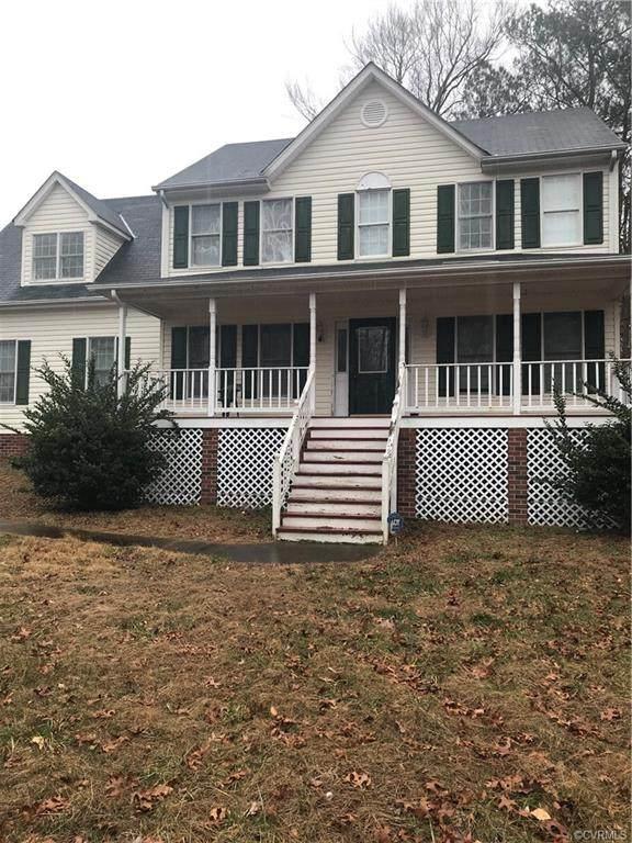 4117 Baxter Ridge Drive, Prince George, VA 23875 (MLS #2102235) :: Treehouse Realty VA
