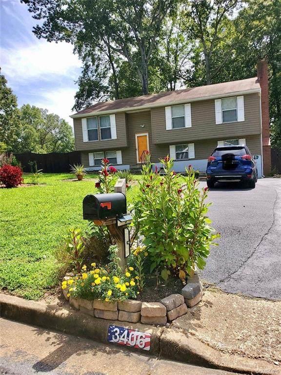 3406 Hollow Wood Court, Chesterfield, VA 23832 (MLS #2102350) :: Treehouse Realty VA
