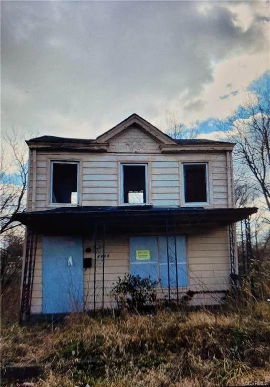 2115 Ford Avenue, Richmond, VA 23223 (MLS #2102570) :: The RVA Group Realty