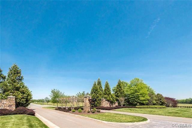 3596 Walkers Creek, Powhatan, VA 23139 (#2102838) :: The Bell Tower Real Estate Team