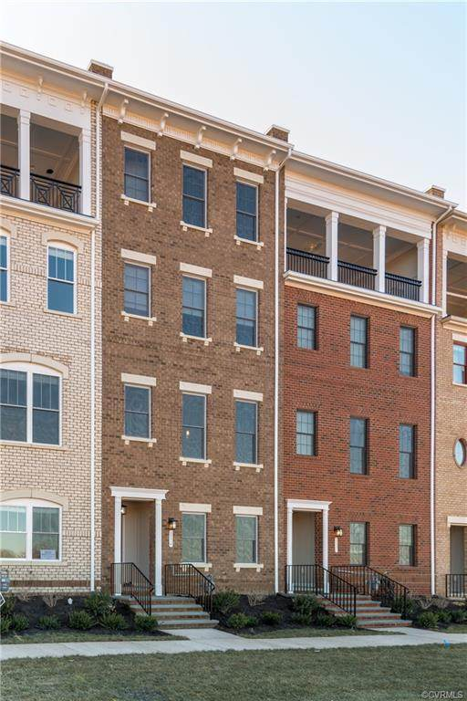 330 Purbrook Walk 111-J, Henrico, VA 23233 (MLS #2102867) :: Small & Associates