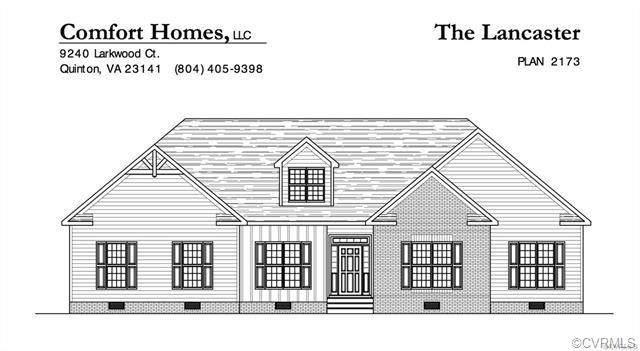 11069 Torranceville Trace, New Kent, VA 23140 (MLS #2103068) :: Small & Associates