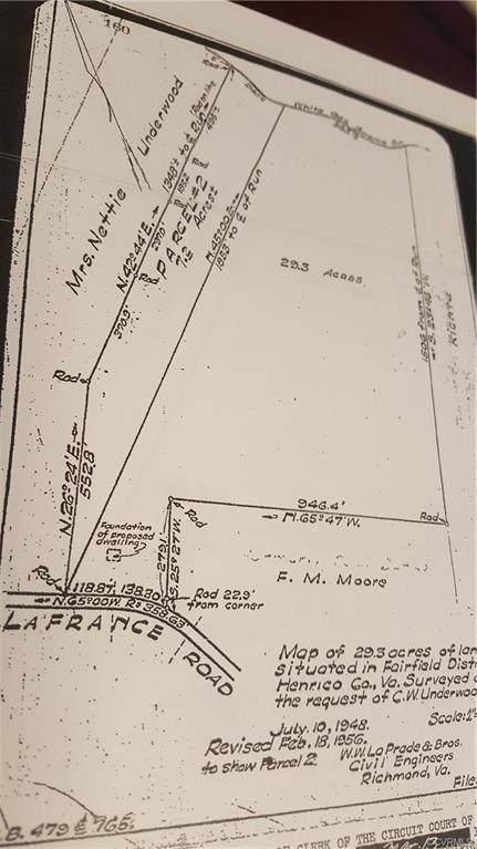 6145 La France Road, Sandston, VA 23150 (MLS #2103489) :: Small & Associates