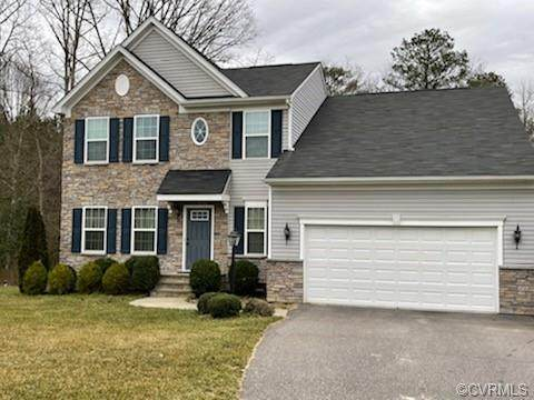 9007 Proctors Run Court, Chesterfield, VA 23237 (MLS #2104700) :: The Redux Group