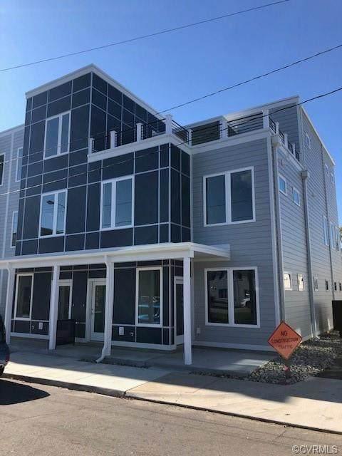 115 W 13th Street, Richmond, VA 23224 (MLS #2104871) :: EXIT First Realty