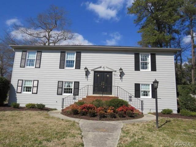 407 Fairmont Drive, Colonial Heights, VA 23834 (MLS #2105040) :: Small & Associates