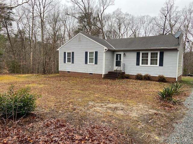 220 Jones Road, King William, VA 23086 (MLS #2105166) :: The Redux Group