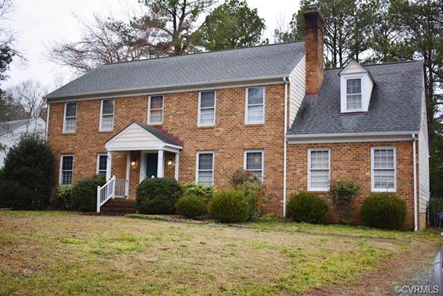8316 Indian Springs Road, Chesterfield, VA 23237 (MLS #2105960) :: EXIT First Realty
