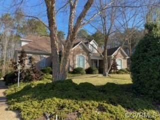 321 Rexmoor Terrace, North Chesterfield, VA 23236 (MLS #2106547) :: Treehouse Realty VA