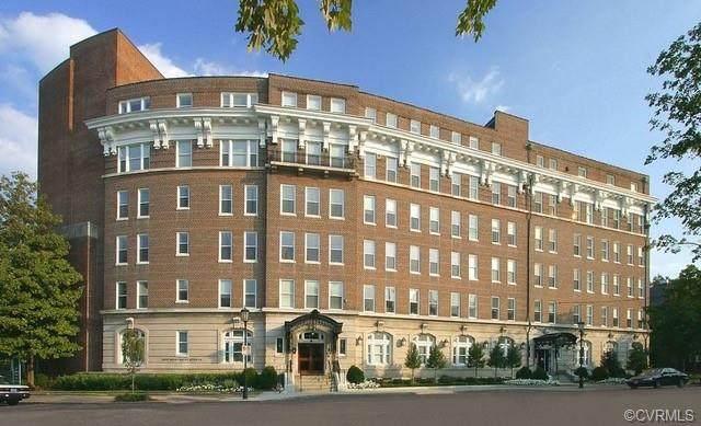 413 Stuart Circle U3-E, Richmond, VA 23220 (#2107405) :: The Bell Tower Real Estate Team