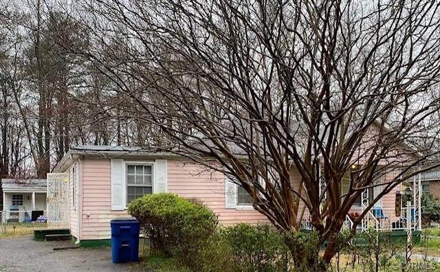 20206 Laurel Road, South Chesterfield, VA 23803 (#2107452) :: Abbitt Realty Co.