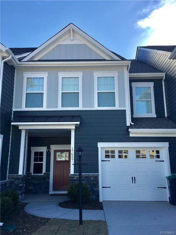 6636 Waypoint Drive, Chesterfield, VA 23234 (MLS #2107488) :: EXIT First Realty