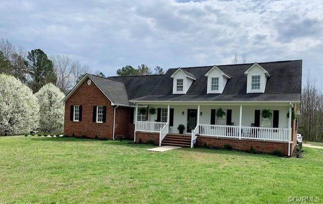 14031 Rocky Ridge Drive, Dewitt, VA 23840 (MLS #2107641) :: Village Concepts Realty Group