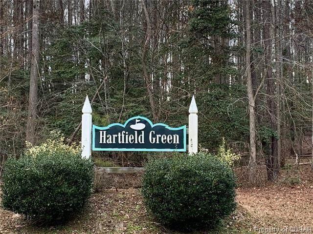 Lot #8 Hartfield Green, Hartfield, VA 23071 (MLS #2108697) :: EXIT First Realty