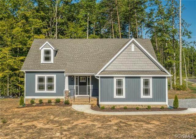 2225 Sutton Cliff Lane, Powhatan, VA 23139 (MLS #2109036) :: Village Concepts Realty Group