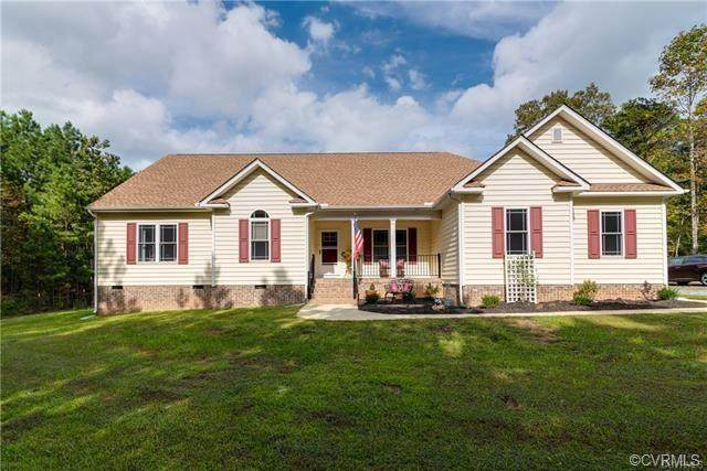 18430 Mountain Road, Montpelier, VA 23192 (MLS #2109125) :: EXIT First Realty