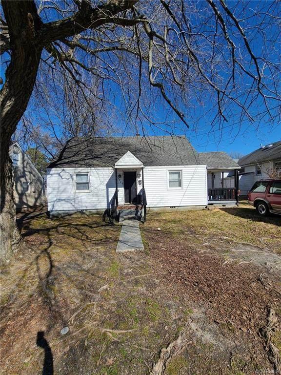 351 Beech Street, Petersburg, VA 23803 (MLS #2109407) :: Village Concepts Realty Group