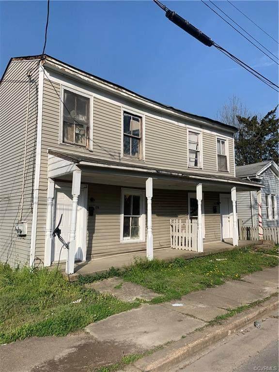 114/116 Clayton, Petersburg, VA 23803 (MLS #2109714) :: Treehouse Realty VA