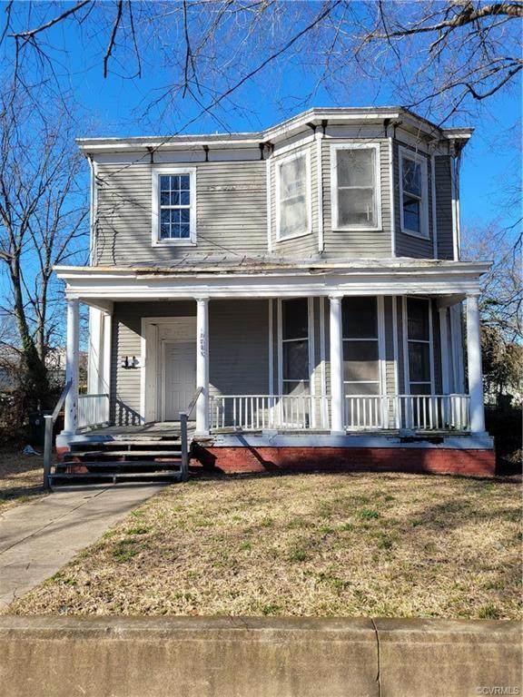 1231 W Washington Street, Petersburg, VA 23803 (MLS #2109755) :: Village Concepts Realty Group