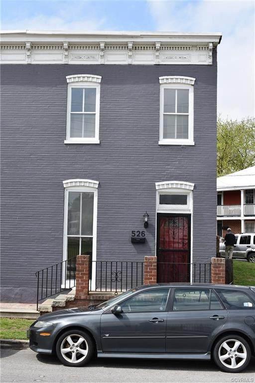 526 Brook Road, Richmond, VA 23220 (MLS #2109820) :: Village Concepts Realty Group