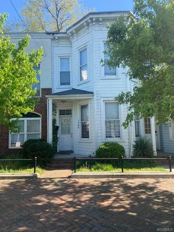 1508 W Cary Street, Richmond, VA 23220 (MLS #2110013) :: The RVA Group Realty