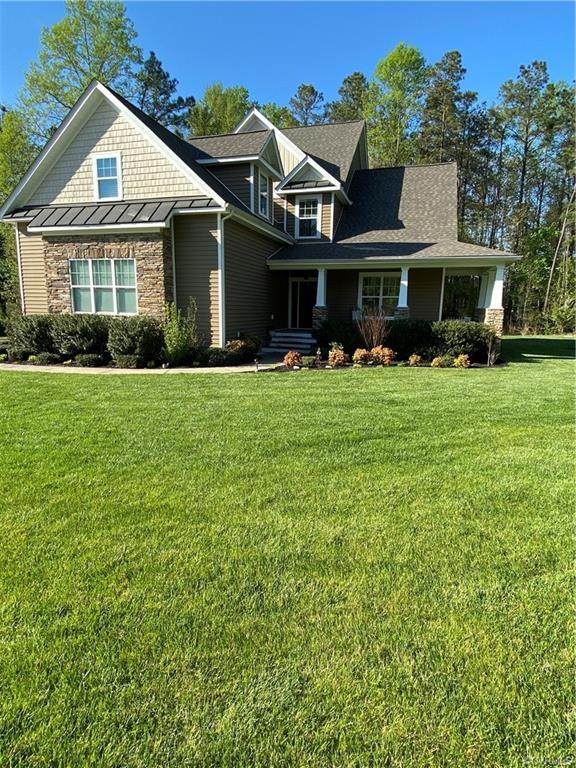 12619 Crathes Lane, Chesterfield, VA 23838 (MLS #2110685) :: Treehouse Realty VA