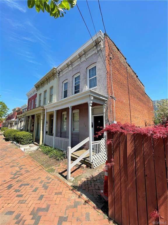 505 N 1st Street, Richmond, VA 23219 (MLS #2110801) :: Village Concepts Realty Group