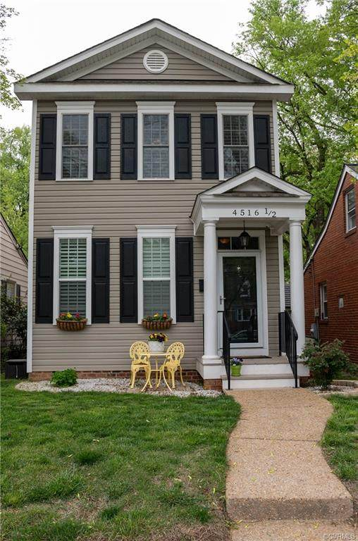 4516 1/2 Patterson Avenue, Richmond, VA 23221 (MLS #2110863) :: Treehouse Realty VA