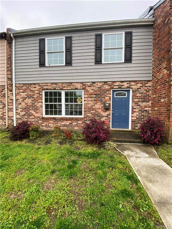 415 Alamosa Drive, Richmond, VA 23075 (MLS #2111095) :: Village Concepts Realty Group