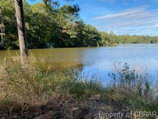 0 Taylor's Beach Road, Reedville, VA 22539 (MLS #2111197) :: Village Concepts Realty Group