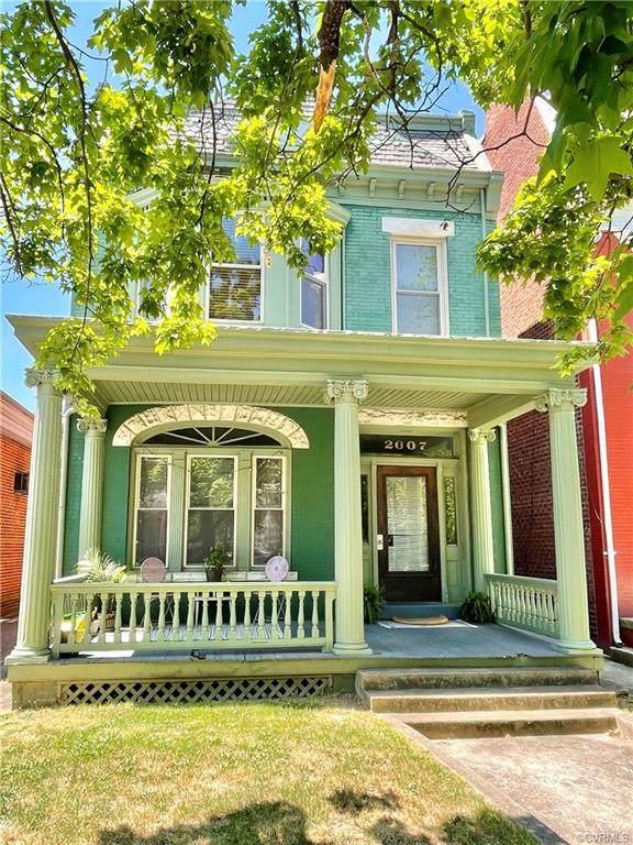 2607 W Grace Street, Richmond, VA 23220 (MLS #2111253) :: Small & Associates