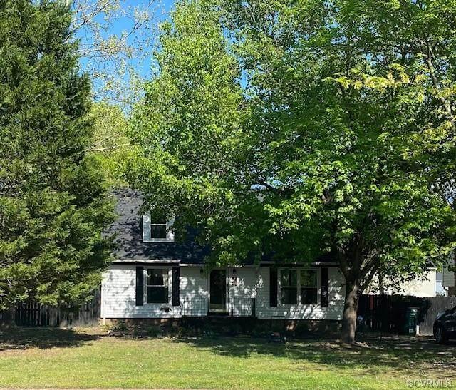 5617 Hawthorne Avenue, Henrico, VA 23227 (#2111433) :: The Bell Tower Real Estate Team