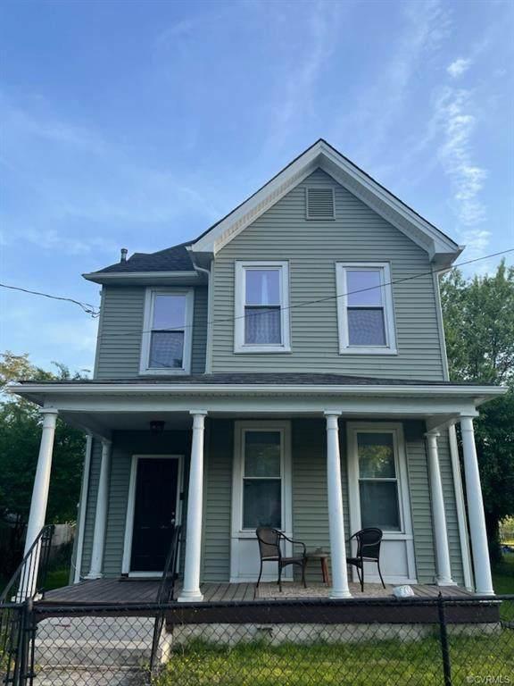 303 W Roberts Street, Richmond, VA 23222 (#2111973) :: The Bell Tower Real Estate Team
