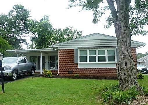 9203 Philmont Drive, Henrico, VA 23294 (MLS #2112401) :: Treehouse Realty VA