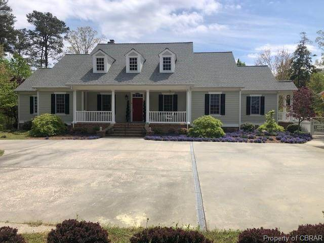 208 Shooting Star Lane, Weems, VA 22576 (MLS #2112501) :: Small & Associates