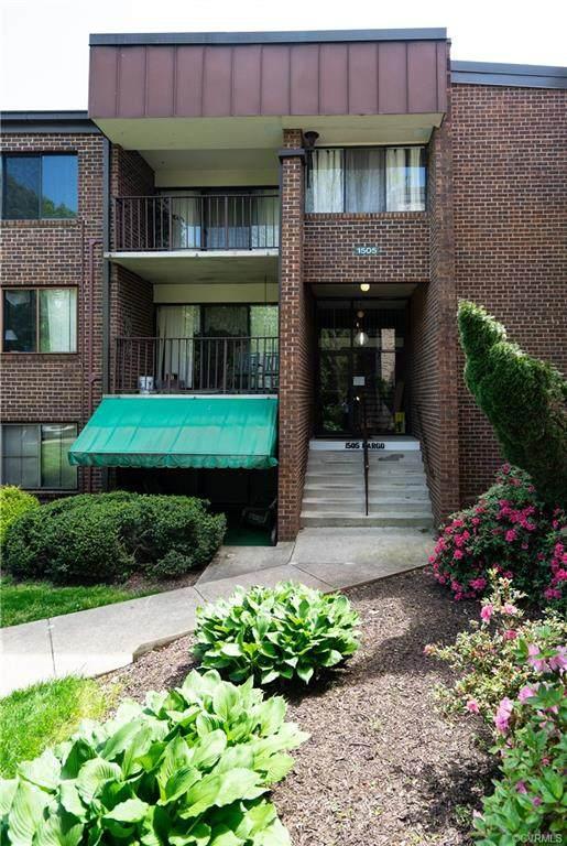 1505 Largo Road #302, Henrico, VA 23238 (MLS #2112544) :: Treehouse Realty VA