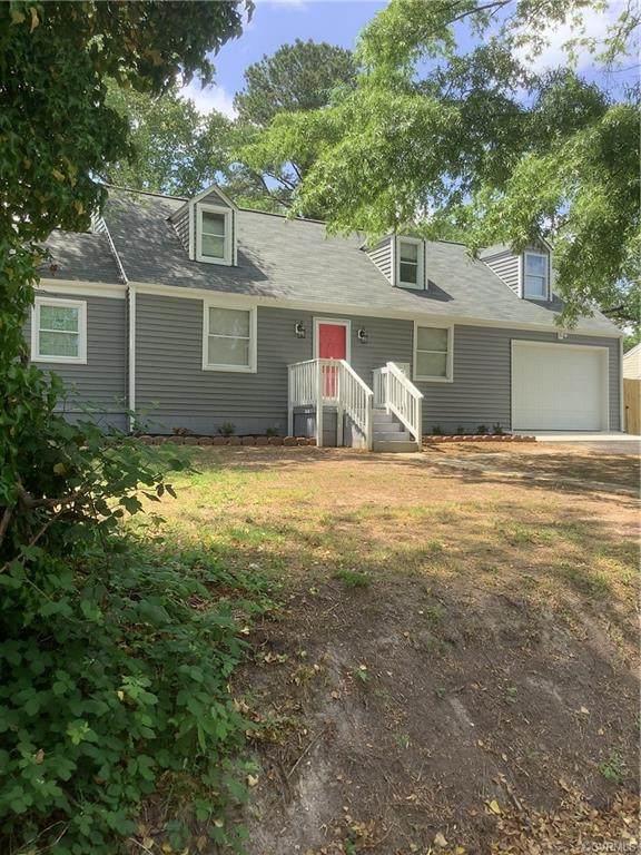 3302 Austin Avenue, Richmond, VA 23222 (MLS #2112866) :: Treehouse Realty VA