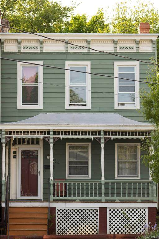 520 N 21st Street, Richmond, VA 23223 (MLS #2112880) :: The Redux Group