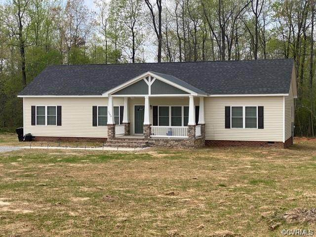 0 Mount Zion Road, Amelia, VA 23002 (MLS #2113009) :: HergGroup Richmond-Metro