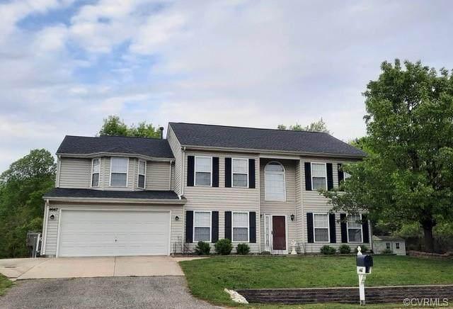 4667 Sir Gilbert Loop, Williamsburg, VA 23185 (MLS #2113111) :: Village Concepts Realty Group