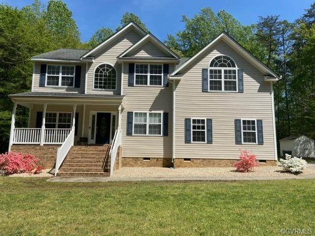 4782A Bell Road, Powhatan, VA 23139 (MLS #2113275) :: HergGroup Richmond-Metro