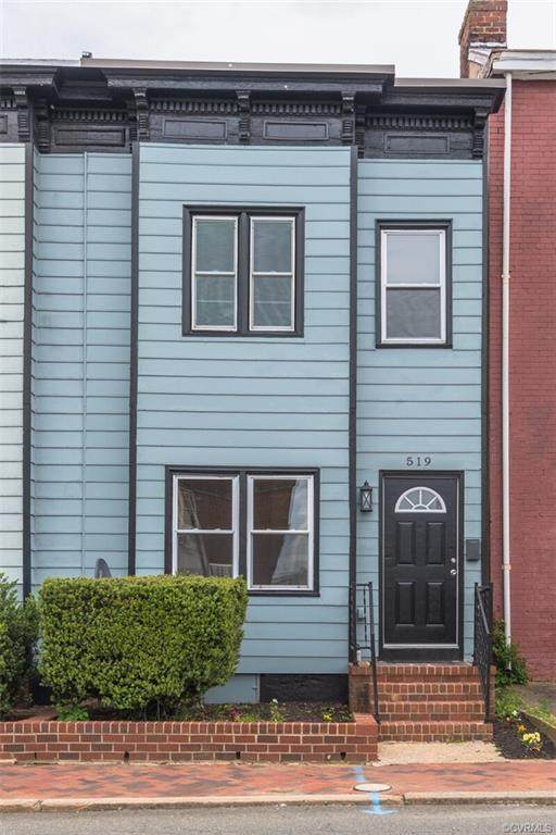 519 N Adams Street, Richmond, VA 23220 (MLS #2113298) :: Small & Associates