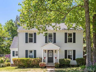 7131 Mill Valley Road, Mechanicsville, VA 23111 (MLS #2113451) :: Small & Associates