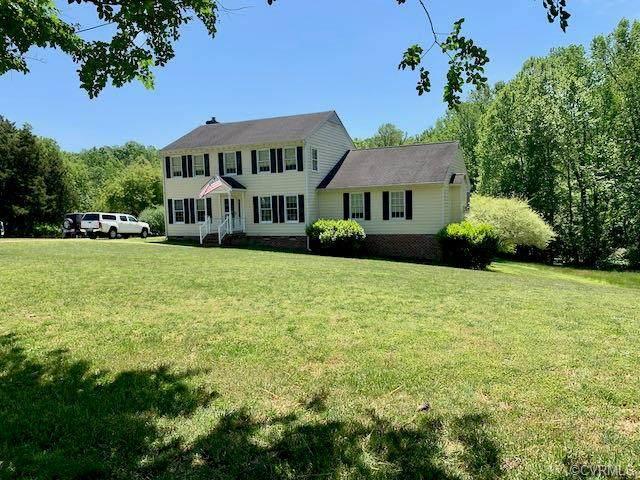5231 Windsor Road, Sandston, VA 23150 (MLS #2113472) :: Small & Associates