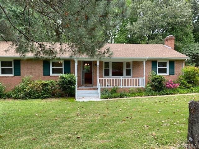 8166 Brook Drive, Mechanicsville, VA 23111 (MLS #2113501) :: Small & Associates