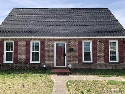 144 Gibbons Avenue, Petersburg, VA 23803 (MLS #2113535) :: Small & Associates